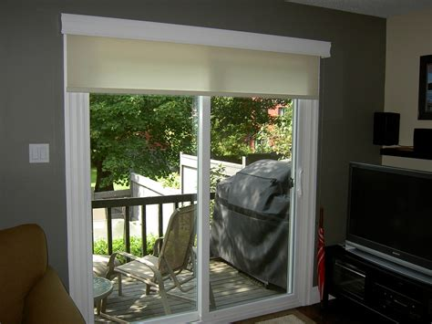 Other window treatment ideas for sliding glass doors window treatments