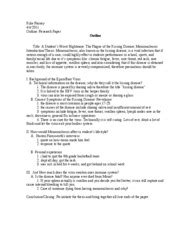 diseases for research paper rs paper outline kilie rainey outline research paper
