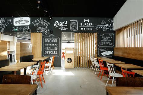 Fast Food Restaurant Design Layout Kitchen And Interior Small Office Kitchen Design Ideas