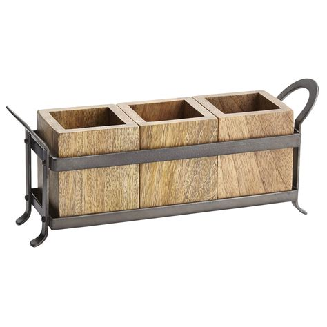 Kitchen And Bath Collection napa utensil caddy pier 1 imports