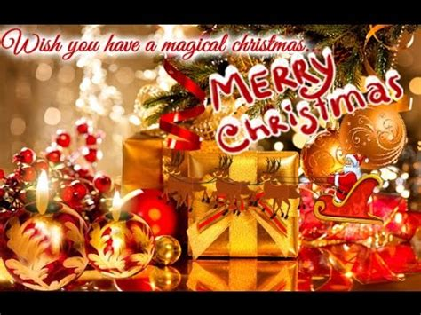 christmas ecard  video greeting card  whatsapp youtube