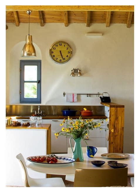 interior designers island traditional house in greece by aiolou architects decoholic