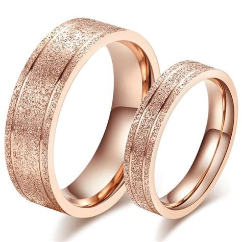 satisfaction wedding rings for gold titanium