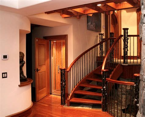 How Much Does A Home Elevator Cost by Ram Elevators And Lifts Showcases Stratus Home Elevator
