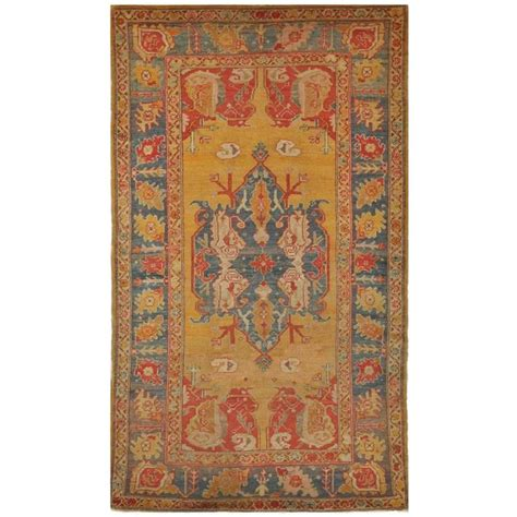 small rugs for sale small antique turkish oushak rug for sale at 1stdibs