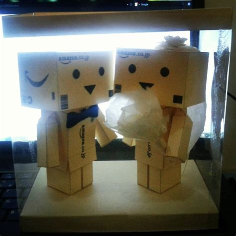 Papercraft Danbo - how to make danbo papercraft www imgkid the image