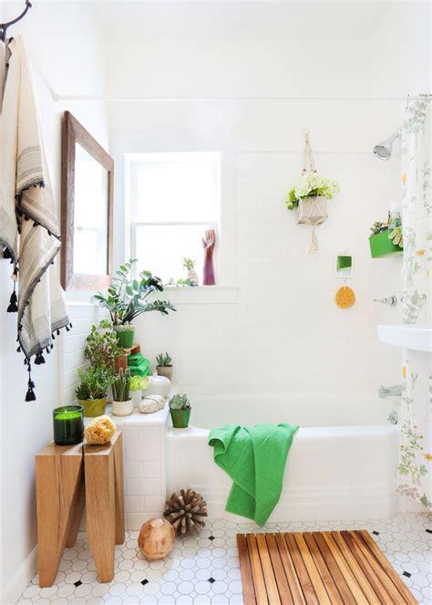 11 easy ways to make your rental bathroom look stylish decoholic trend een botanische badkamer alles om van je huis je
