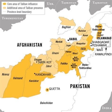 where is taliban on the world map ttp militants shoved back to afghan border news pakistan