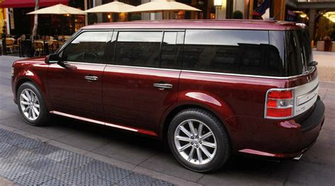 color options for the 2018 ford flex