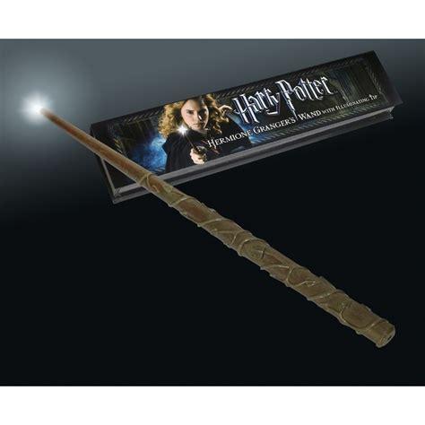 Baguette Magique Hermione Granger by Baguette Magique Avec Effet Lumineux Harry Potter
