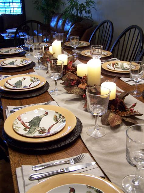 how to set thanksgiving table allyson thanksgiving dinner from scratch