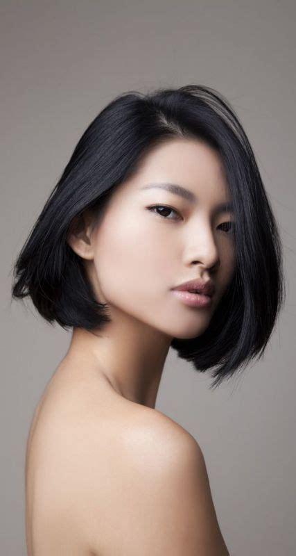 oriental bob haircut best 25 asian bob haircut ideas on pinterest asian