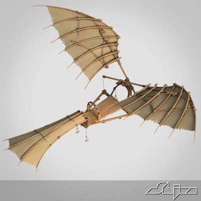leonardo da vinci biography flying machine 3ds max da vinci flying machine