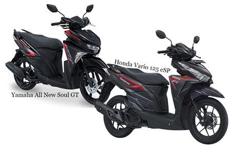 Sparepart Honda Vario Esp 125 skutik 125cc tetap menggiurkan ini dia bedanya honda