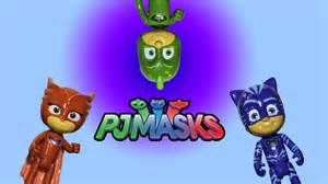 pj masks disney pj masks catboy gecko owlette pj masks headquarters video toys video reveal