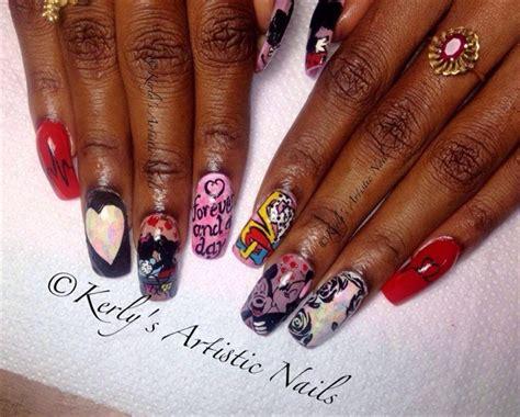 Snail White Kemasan Sle 10ml4 mickey mouse nails design nail ftempo