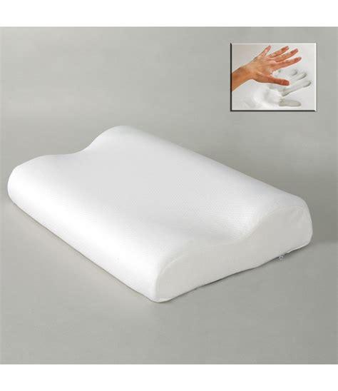 almohada o viscoelastica almohada cervical viscoel 225 stica