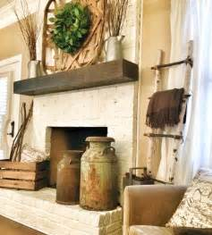 best 25 rustic mantle decor ideas on pinterest mantle ideas mantle decorating and fall
