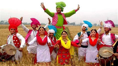 baisakhi the harvest festival of punjab