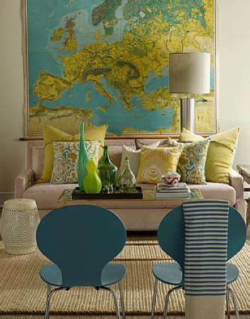 Living Room Directions by Blue And Yellow Living Room Living Room