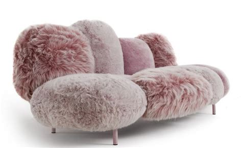 fluffy couch fluffy marshmallow sofa by edra something pink pinterest