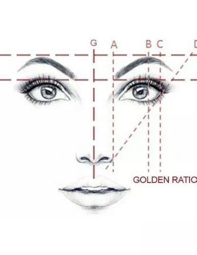 pattern st tool meaning amazon com golden mean calipers eyebrow microblading