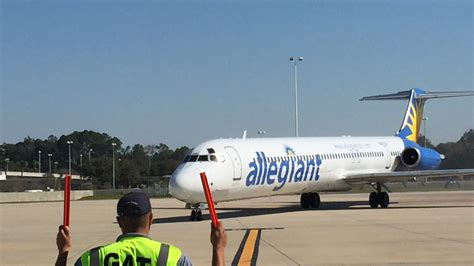 allegiant air takes in with introductory fares as low as 80 business journal