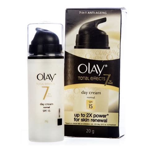 Olay Total Effect Normal buy olay total effects day spf 15 normal