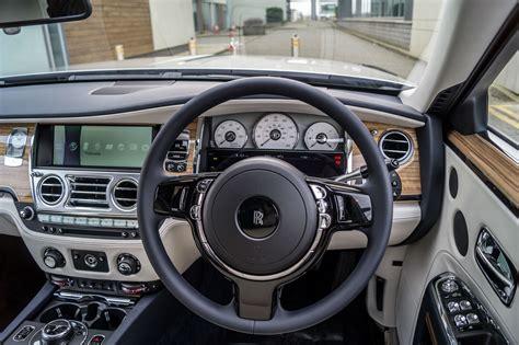 rolls royce steering wheel 2015 rolls royce ghost series 2 review carwitter