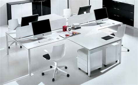 6x3 italian desks and benches office system furniture