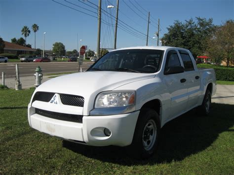 how does cars work 2007 mitsubishi raider free book repair manuals 2007 mitsubishi raider pictures cargurus