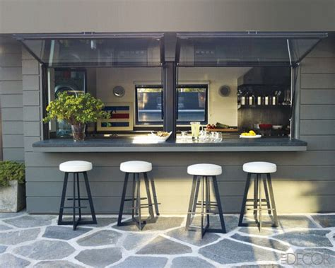 a simple outdoor kitchen that matches the indoor kitchen 17 best images about outdoor kitchens on pinterest fire