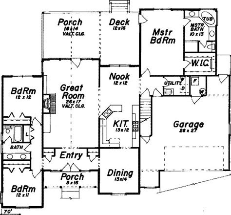 best ranch floor plans best ranch style house plan alp 066z chatham design