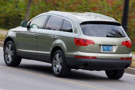 2008 audi q7 used 2008 audi q7 for sale pricing features edmunds