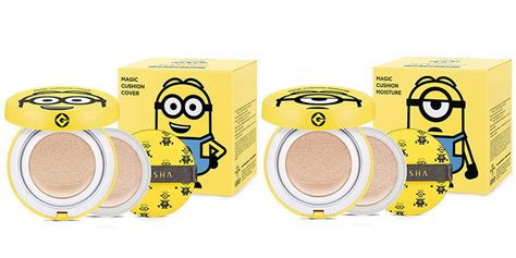 Harga Missha Magic Cushion Minion review 2 d 242 ng ph蘯 n n豌盻嫩 missha minion magic cushion 苟ang