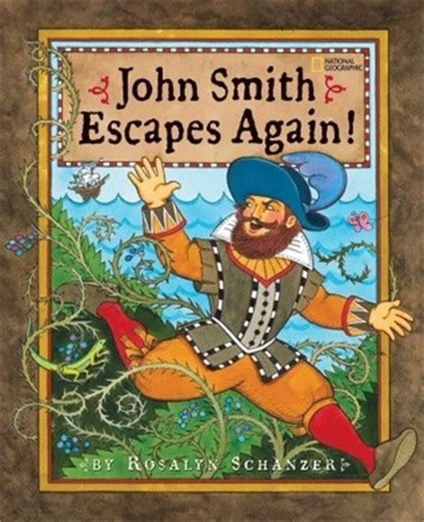 Escapes Again by Smith Escapes Again By Rosalyn Schanzer Reviews