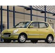 Daihatsu Sirion Picture  07 Of 17 Front Angle MY 1999 800x600
