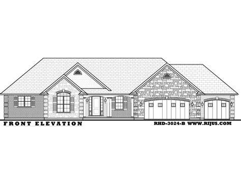 Ontario Cottage Plans by Rijus Home Design Ltd Ontario House Plans Custom Home