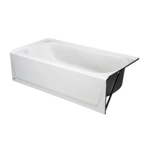 bootz maui bathtub bootz industries maui 5 ft right drain soaking tub in