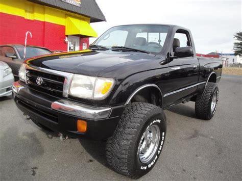 1998 Toyota Tacoma 4x4 Mpg 1998 Toyota Tacoma Base 2dr Std 4wd Standard Cab Sb In
