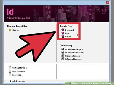 create a background 3 easy ways to create a background in indesign wikihow