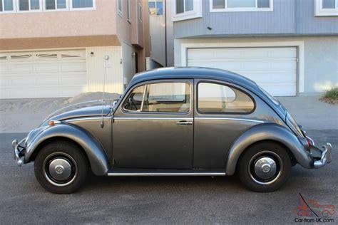 Restored Volkswagen For Sale by 1966 Volkswagen Beetle Restored