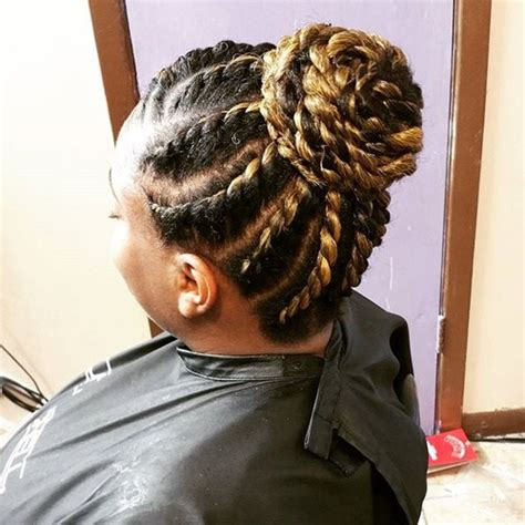 pics of formal flat twist updos 40 chic twist hairstyles for natural hair