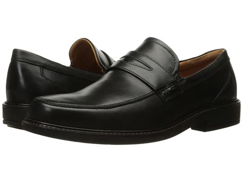 ecco loafer ecco holton loafer at zappos