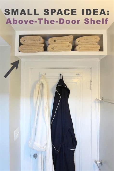 sneaky diy small space storage  organization ideas