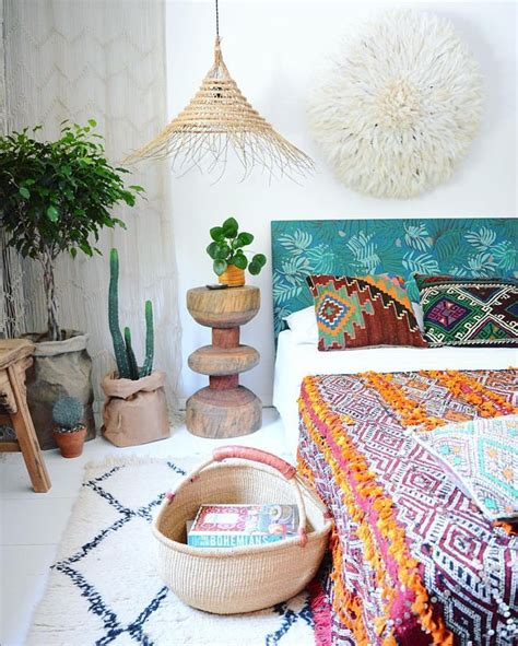 home decorating diy projects boho bedroom decor
