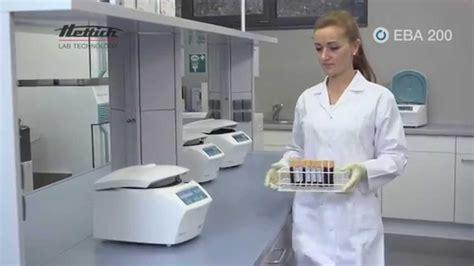 Hettich Eba 200 the eba 200 and eba 270 clinical centrifuges from hettich