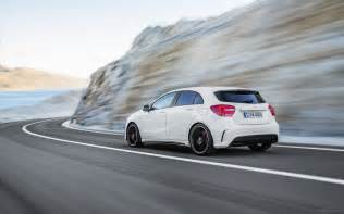 Mercedes Amg 2014 Mercedes A45 Amg 2014 Widescreen Car Wallpaper