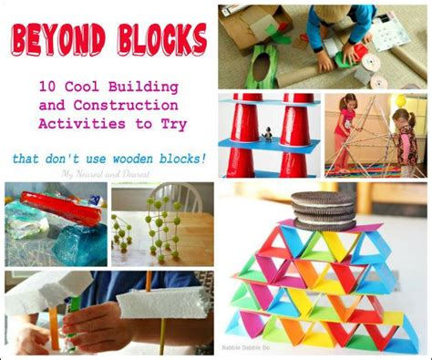 themes material ltd 10 building and construction activities to try at home or