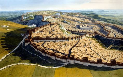 Contemporary by Hattusa The Ancient Capital Of The Hittites Amusing Planet